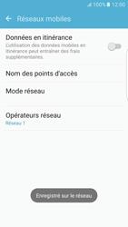 Samsung Samsung G925 Galaxy S6 Edge (Android M) - Réseau - Sélection manuelle du réseau - Étape 10