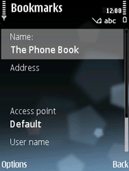 Nokia E75 - Internet - Internet browsing - Step 10