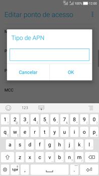 Asus Zenfone Selfie - Internet (APN) - Como configurar a internet do seu aparelho (APN Nextel) - Etapa 14