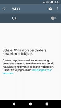 Sony Xperia XA1 Plus (G3421) - WiFi - Handmatig instellen - Stap 5