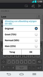 LG G2 - E-mail - E-mails verzenden - Stap 15