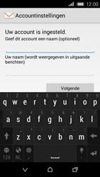 HTC Desire 320 - E-mail - Handmatig instellen - Stap 19