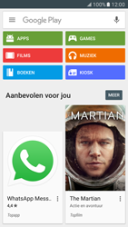 Samsung G930 Galaxy S7 - Applicaties - Account instellen - Stap 20