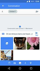 Wiko WIM Lite - Contact, Appels, SMS/MMS - Envoyer un MMS - Étape 13