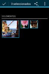 Sony Xperia E - Bluetooth - Transferir archivos a través de Bluetooth - Paso 7