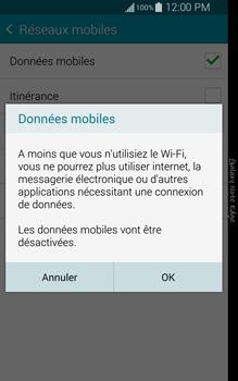Samsung N915FY Galaxy Note Edge - Internet - Activer ou désactiver - Étape 7