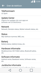 LG Spirit (H420F) - Software updaten - Update installeren - Stap 6