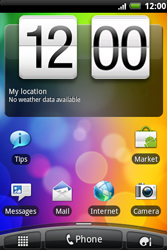 HTC A510e Wildfire S - Internet - Enable or disable - Step 2