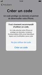 Apple iPhone 8 - Premiers pas - Créer un compte - Étape 15