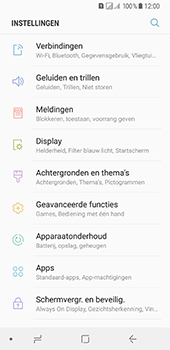 Samsung Galaxy A8 (2018) (SM-A530F) - Buitenland - Internet in het buitenland - Stap 5