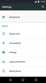 Motorola Moto Z Play - Device - Software update - Step 5