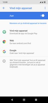 Xiaomi Mi A2 Lite - Toestel - stel Zoek mijn mobiel in - Stap 7