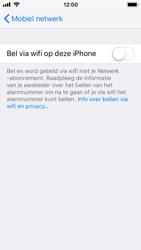Apple iPhone SE - iOS 11 - Bellen - Bellen via wifi (VoWifi) - Stap 5