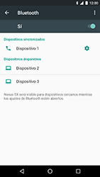 LG Google Nexus 5X (H791F) - Bluetooth - Conectar dispositivos a través de Bluetooth - Paso 8
