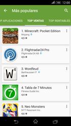 Sony Xperia E4g - Aplicaciones - Descargar aplicaciones - Paso 9