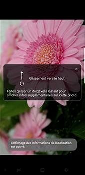 Samsung Galaxy Note 9 - Photos, vidéos, musique - Prendre une photo - Étape 16
