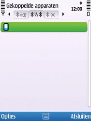 Nokia C5-00 - Bluetooth - koppelen met ander apparaat - Stap 16