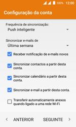Wiko Sunny DS - Email - Adicionar conta de email -  9