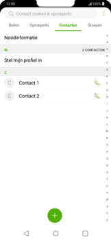 LG g7-thinq-lm-g710em - Contacten en data - Contacten kopiëren van toestel naar SIM - Stap 5