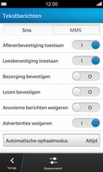 BlackBerry Z10 - MMS - probleem met ontvangen - Stap 8