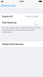 Apple iPhone 5s - iOS 11 - Network - Change networkmode - Step 6