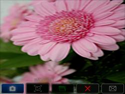 BlackBerry curve 3G - Photos, vidéos, musique - Prendre une photo - Étape 9