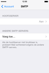 Apple iPhone 4 met iOS 7 - E-mail - Instellingen KPNMail controleren - Stap 12