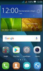 Huawei Y3 - E-mail - Handmatig instellen (gmail) - Stap 2