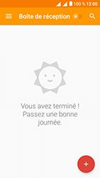 Alcatel U5 - E-mails - Ajouter ou modifier votre compte Yahoo - Étape 4