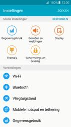 Samsung Galaxy S6 Edge (G925F) - Internet - Uitzetten - Stap 5
