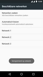 Android One GM6 - Bellen - in het buitenland - Stap 12