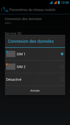 Wiko Stairway - Internet - Configuration manuelle - Étape 7