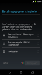 Sony D2303 Xperia M2 - Applicaties - Account aanmaken - Stap 20
