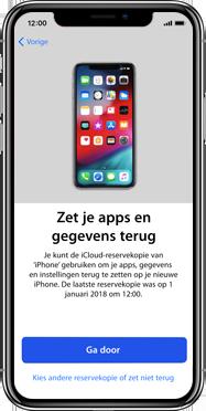 Apple iphone-xs-max-met-ios-13-model-a1921 - Instellingen aanpassen - Hoe gebruik ik de Automatisch inloggen-optie - Stap 13