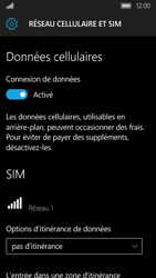 Acer Liquid M330 - Internet - Désactiver du roaming de données - Étape 8