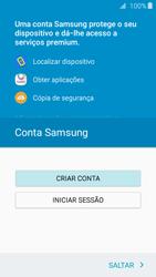 Samsung Galaxy A3 A310F 2016 - Primeiros passos - Como ligar o telemóvel pela primeira vez -  13