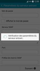 Samsung A500FU Galaxy A5 - E-mail - Configuration manuelle - Étape 12