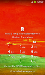 Samsung Galaxy Grand Neo - Primeiros passos - Como ativar seu aparelho - Etapa 3