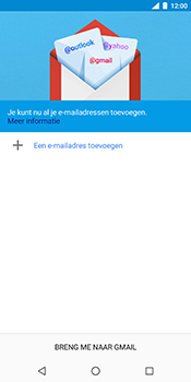 Nokia 7 Plus - E-mail - e-mail instellen: IMAP (aanbevolen) - Stap 5
