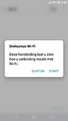 LG K11 - WiFi - Verbinden met een netwerk - Stap 4