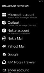 Nokia Lumia 1020 - E-mail - handmatig instellen - Stap 6