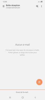 Samsung Galaxy A70 - E-mail - envoyer un e-mail - Étape 20