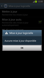 Samsung I9300 Galaxy S III - Appareil - Mises à jour - Étape 10