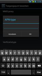 HTC Desire 516 - MMS - Handmatig instellen - Stap 13