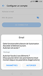 Huawei P10 - E-mail - Configuration manuelle (outlook) - Étape 6