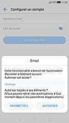 Huawei P10 - E-mails - Ajouter ou modifier votre compte Outlook - Étape 6