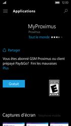 Acer Liquid M330 - Applications - MyProximus - Étape 7