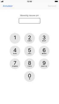 Apple iPhone 8 Plus (Model A1897) - Beveiliging en ouderlijk toezicht - Hoe wijzig ik mijn SIM PIN-code - Stap 10