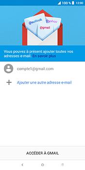 Alcatel 3L - E-mails - Ajouter ou modifier votre compte Gmail - Étape 12