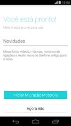 Motorola Moto X (2014) - Primeiros passos - Como ativar seu aparelho - Etapa 11